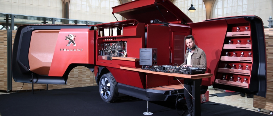 Peugeot-Foodtruck