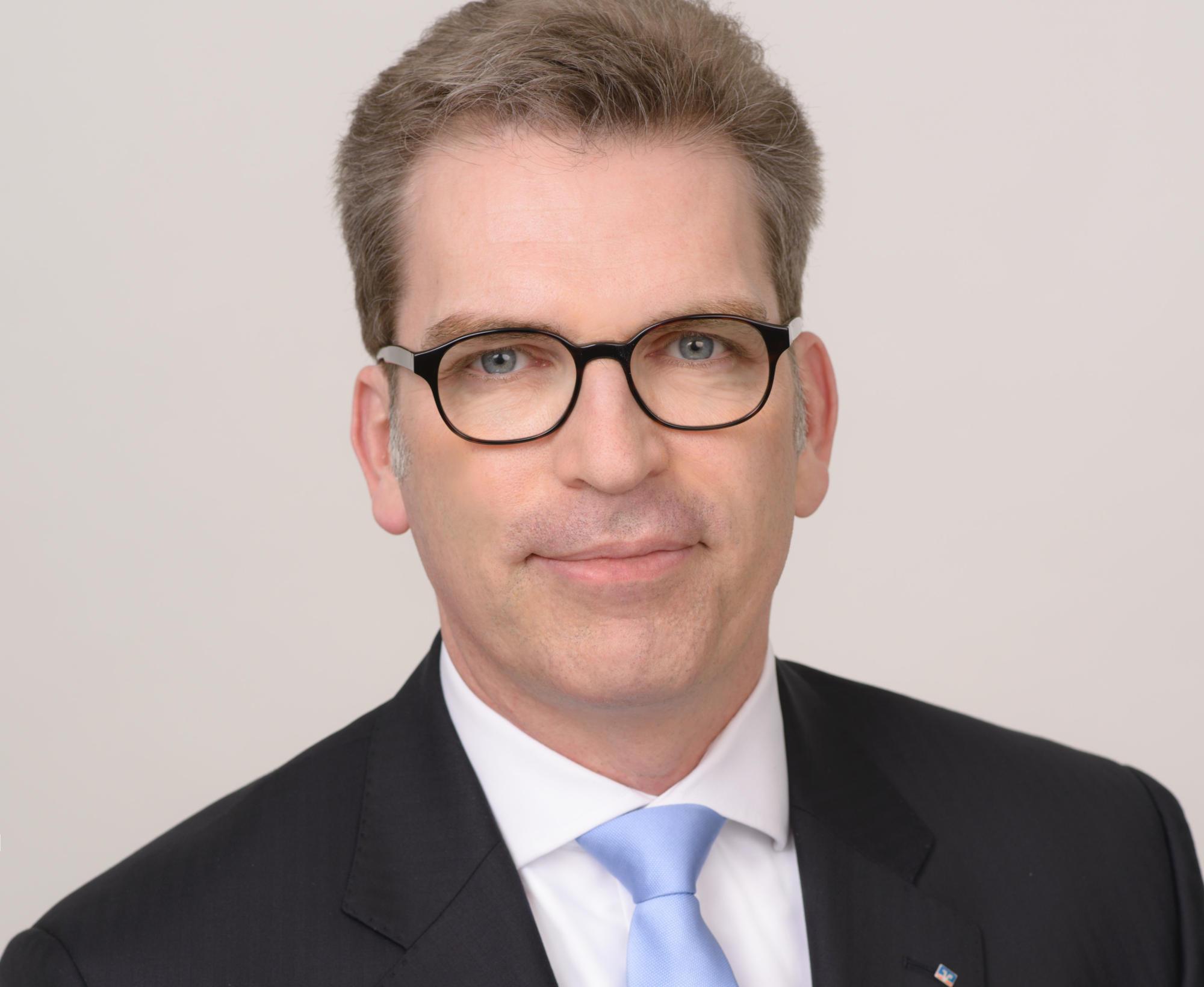 Carsten Jung, stellvertretender Vorstandsvorsitzender Berliner Volksbank eG Bild: Berliner Volksbank eG
