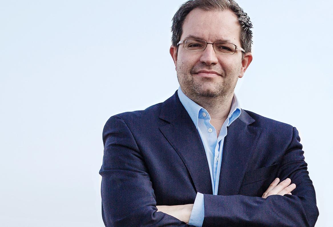 Frank Zahn CEO Exozet Berlin