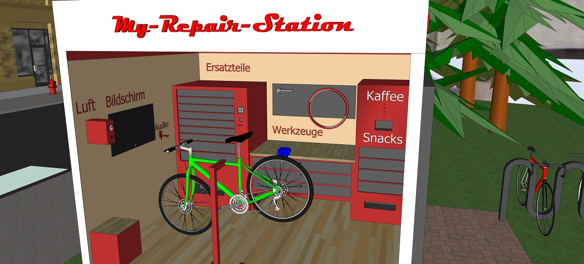 My-Repair-Station