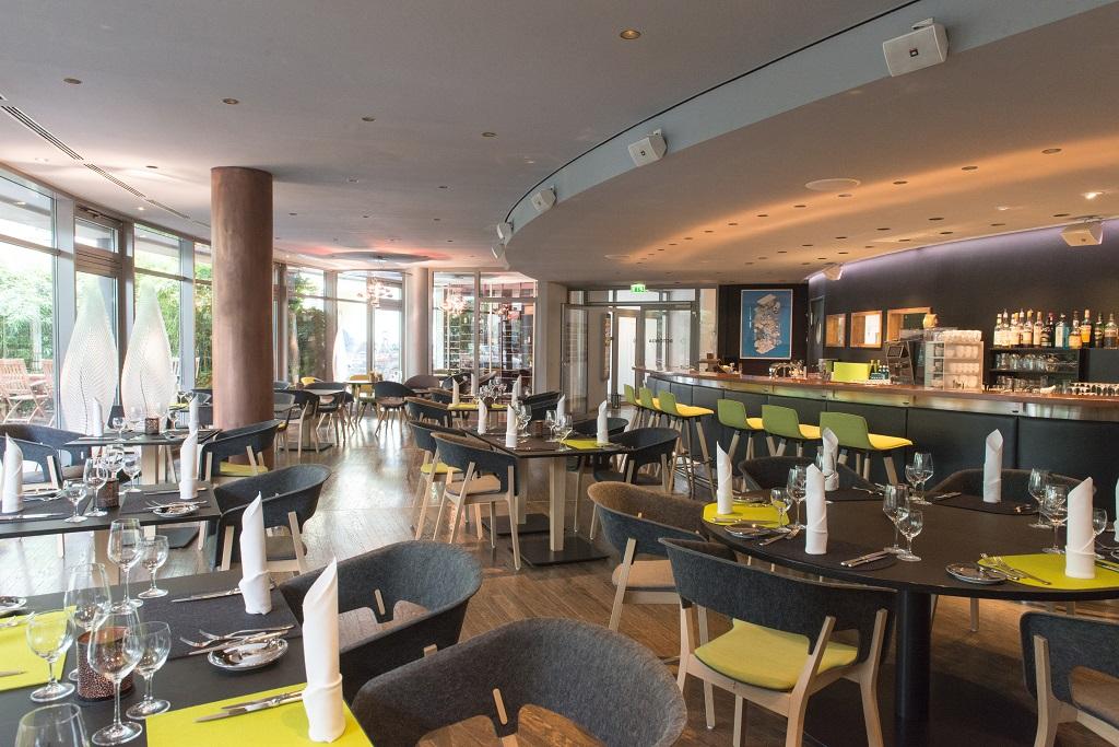Rotonda restaurant managernacht