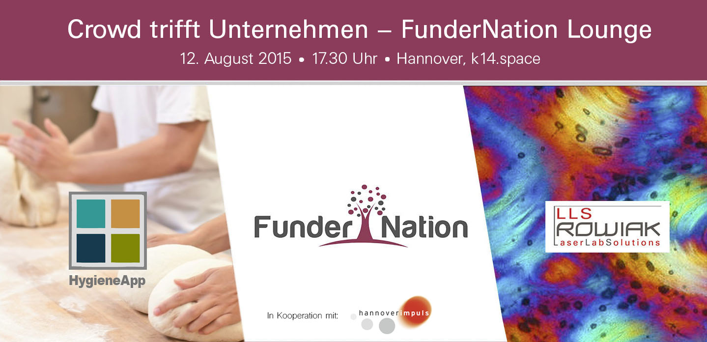 FunderNation Lounge Hannover