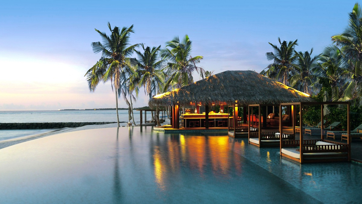 Hotelbeispiel Secret Escapes c The_Residences Maldives