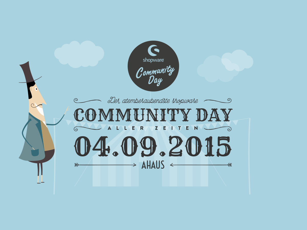 Shopware Community Day 2015