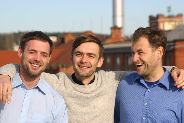 heimgruen Team-