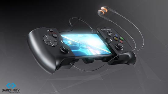 Darkfinity Gamepad