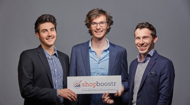 Shopboostr Teamfoto