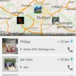localyd App Startseite