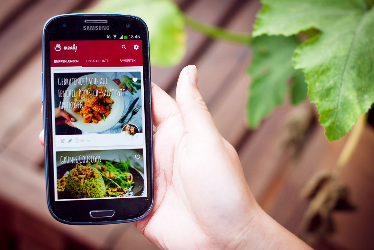 mealy Team Food App