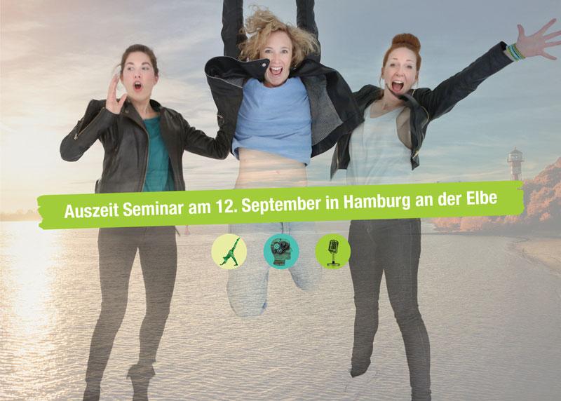 pausenkicker-auszeit seminar-12-september-hamburg-elbe Lafeld