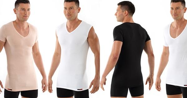 ALBERT KREUZ Herren-Unterhemden