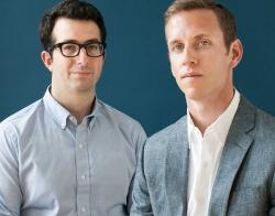 Harry's-Gründer Andy Katz-Mayfield & Jeff Raider