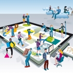 Crowd Management Tool Crowd Relations tablet DEF