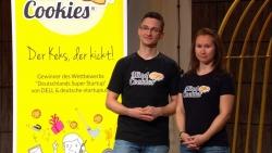 Mind Cookies Silvio und Maren Lubenow stellen ihr StartUp vor Bild VOX Sony