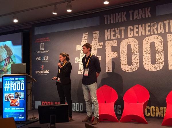 Next Generation Food Konferenz