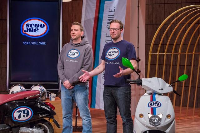 ScooMe Scoo Mobility Christoph Becker und Magnus Schmidt © VOX Bernd Michael Maurer