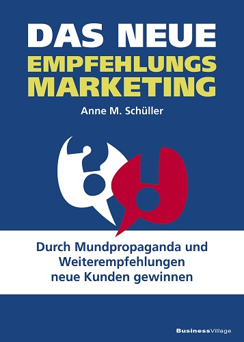 Cover-Empfehlungsmarketing