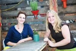 Gartenpaten Leonie&Veronika