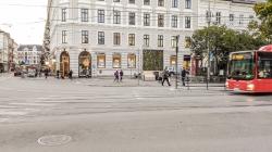 Der CityTree zwischen Sommerrogata and Henrik Ibsens gate in Oslo. Bildquelle: Green City Solutions