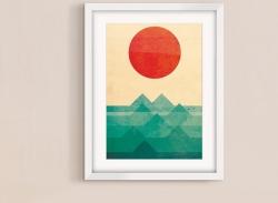 MONOQI Kunstdruck Budi Satria Kwan Copyright MONOQI