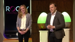 Rocky Dancing Colours Isabel Heubl und Marc Becker stellen ihr Start-Up vor © VOX Sony
