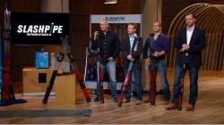 SLASHPIPE Michael Eckerl, Martin Kammler, Frank Jablonowski und Dr. Karsten Witte. Foto: VOX