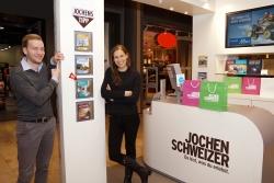 Jochen Schweizer investiert in spottster