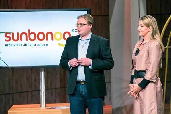 Sunbonoo: Andrea Högner (46) und Roland Jäger (37) © VOX/Bernd-Michael Maurer
