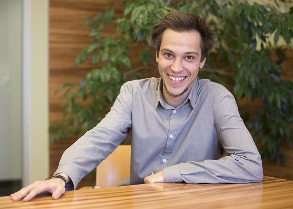Candidate Markus Mellmann
