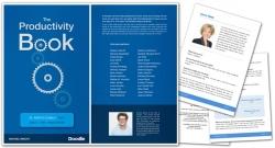 Doodle - The Productivity Book Zeitmanagement