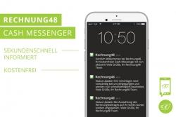Rechnung 48 Cash Messenger