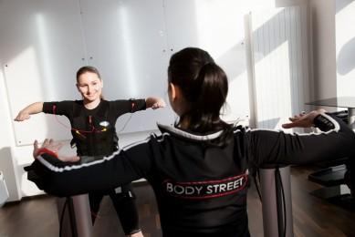 Training bei Bodystreet