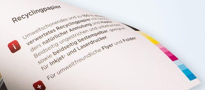 Welche Papier Ist Für Welches Marketing Material Geeignet