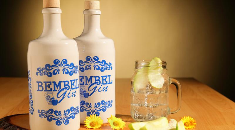 Bembel Gin gewinnt German Design Award