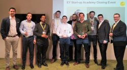 EY Start-up Academy, Start-ups , Wachstumskapital