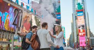 Sprachen lernen Wer mit Serien Fremdsprachen lernt, kann seine neu erworbenen Kenntnisse am besten direkt in einem Urlaub testen. Quelle: EF Education First