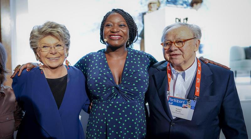 Fatoumata Ba wird mit dem Aenne Burda Award for Creative Leadership ausgezeichnet