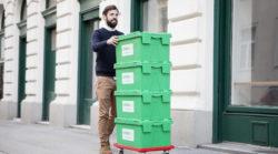 Mit GoFoxBox will Frachtmeister sein Angebot an Privatkunden verbessern