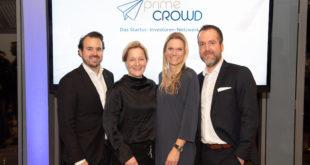 primeCROWD startet in Deutschland