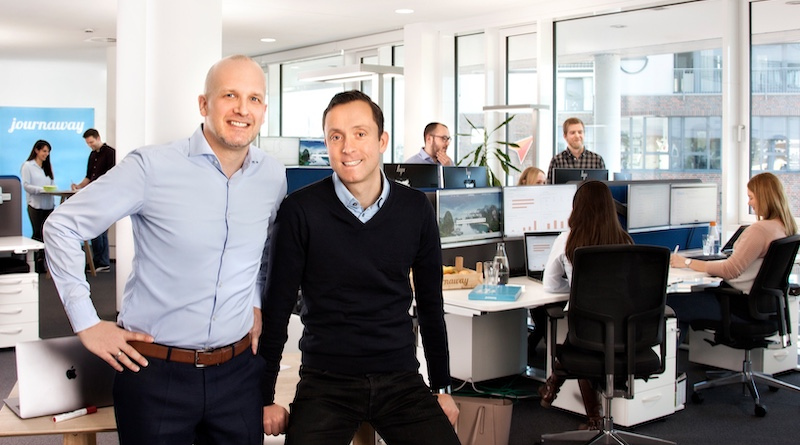 journaway.com startet in Deutschland mit Ziel Europa