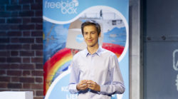 Der jüngste Gründer betritt die Start Up-Bühne