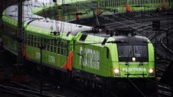 FlixTrain-Züge fahren jetzt mit 100% Ökostrom von Greenpeace Energy