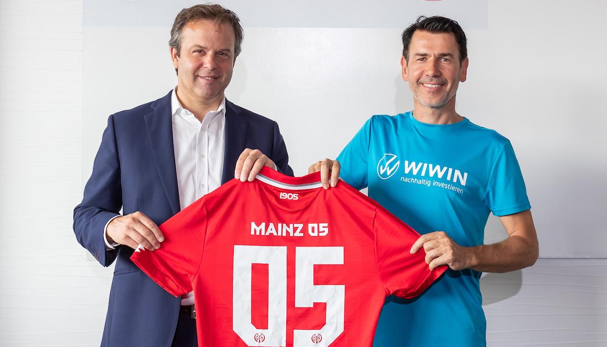 Mainz 05 und WIWIN schaffen Startup-Plattform