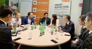 Chinesische Delegation aus Guangdong besucht weXelerate