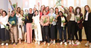 She's Mercedes begleitet junge Gründerinnen