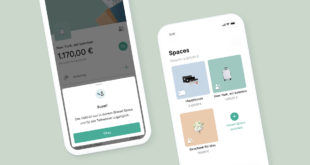 N26 führt Shared Spaces Finanzen