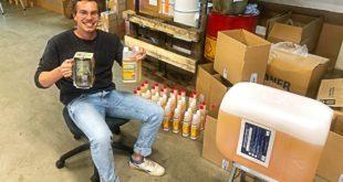 CleanTruck aus Bayern Feierabend-Bier für den LKW