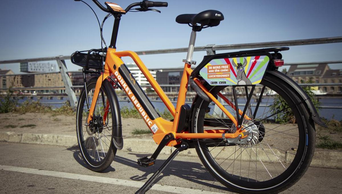 Donkey Republic erweitert E-Bike-Flotte in Berlin, Kopenhagen und Rotterdam
