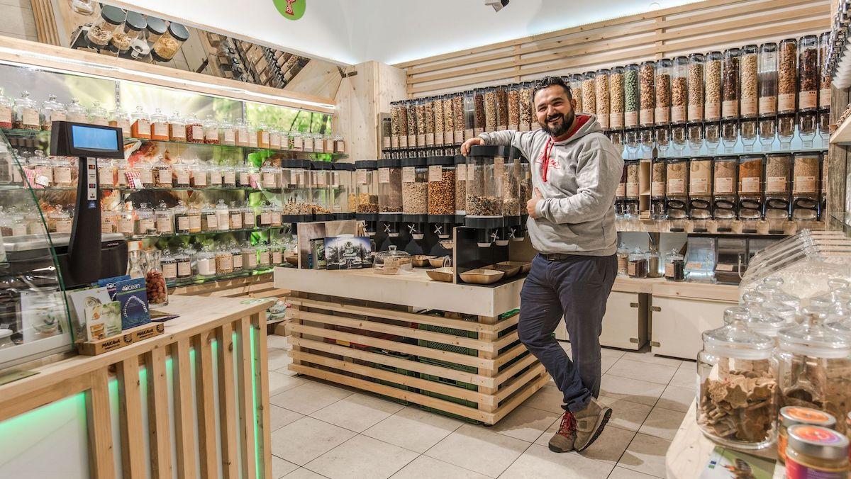 greenroot: Zero Waste Shop in Innsbruck soll weiter wachsen