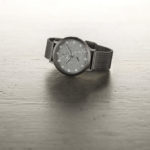 Lilienthal Berlin L1 Limited Edition MAUERFALL with Mesh strap